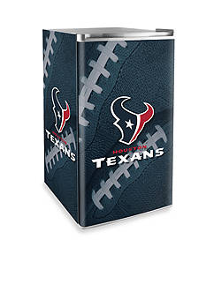 Boelter NFL Houston Texans Counter Top Height Refrigerator