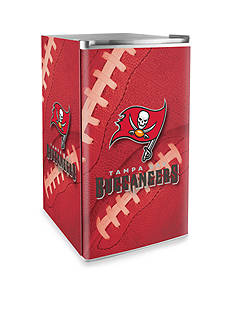 Boelter NFL Tampa Bay Buccaneers Counter Top Height Refrigerator