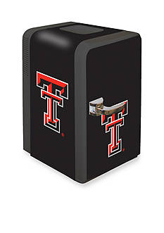 Boelter NCAA Texas Tech Red Raiders Portable Party Refrigerator