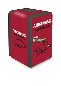 Boelter NCAA Arkansas Razorbacks Portable Party Refrigerator