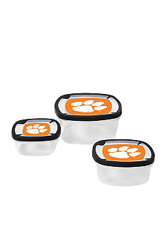 Clemson Tigers Storage Containers