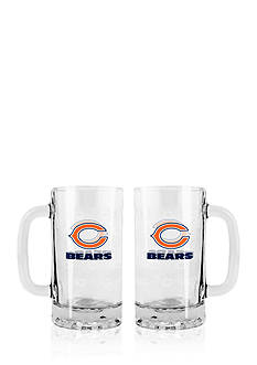 Boelter 16-oz. NFL Chicago Bears 2-pack Glass Tankard Set