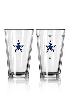 Boelter 16-oz. NFL Cowboys 2-Pack Color Change Pint Glass Set