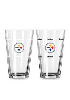Boelter 16-oz. NFL Steelers 2-Pack Color Change Pint Glass Set