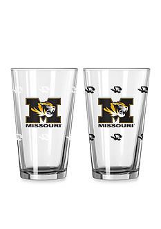 Boelter 16-oz. NCAA Missouri 2-Pack Color Change Pint Glass Set