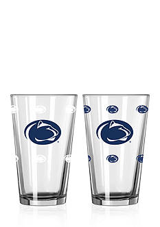 Boelter 16-oz. NCAA Penn State Nittany Lions 2-pack Color Changing Pint Glass Set
