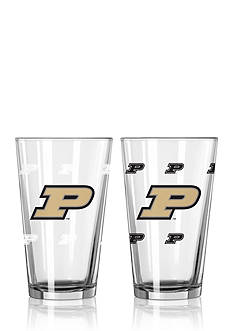 Boelter 16-oz. NCAA Purdue Boilermakers 2-pack Color Changing Pint Glass Set