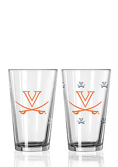 Boelter 16-oz. NCAA Virginia Cavaliers 2-pack Color Change Pint Glass Set