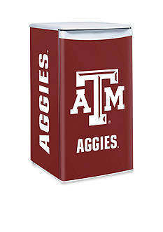 Boelter NCAA Texas A&M Aggies Counter Top Height Refrigerator