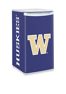 Boelter NCAA Washington Huskies Counter Top Height Refrigerator