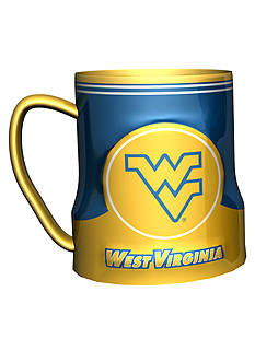 Boelter West Virginia Mountaineers Gametime Sculpted Mug