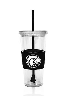 Southern Miss Golden Eagles Tumbler with Lid and Straw