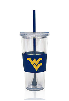 Boelter West Virginia Tumbler with Lid and Straw
