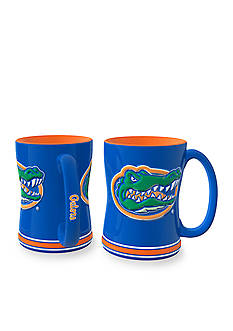 Boelter 14-oz. NCAA Florida Gators 2-Pack Relief Sculpted Coffee Mug Set
