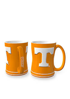 Boelter 14-oz. NCAA Tennessee Volunteers 2-Pack Relief Sculpted Coffee Mug Set
