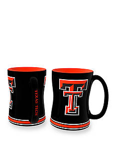 Boelter 14-oz. NCAA Texas Tech Raiders 2-pack Relief Sculpted Coffee Mug Set