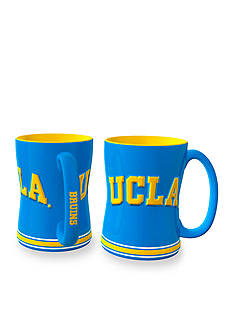 Boelter 14-oz. NCAA UCLA Bruins 2-Pack Relief Sculpted Coffee Mug Set