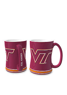 Boelter 14-oz. NCAA VA Tech Hokies 2-pack Relief Sculpted Coffee Mug Set