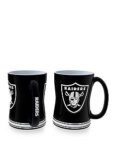 Boelter 14-oz. NFL Oakland Raiders 2-pack Relief Sculpted Coffee Mug Set