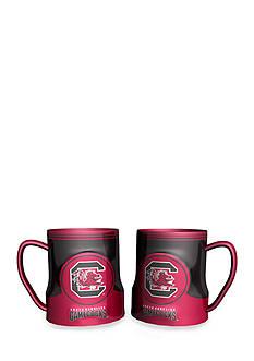 Boelter NCAA South Carolina Gamecocks 2-pack Gametime Coffee Mug Set