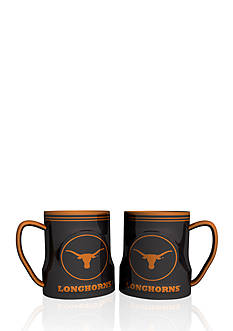 Boelter NCAA Texas Longhorns 2-pack Gametime Coffee Mug Set