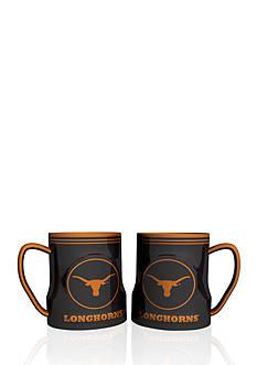 Boelter NCAA Texas Longhorns 2-pack Gametime Coffee Mug Set
