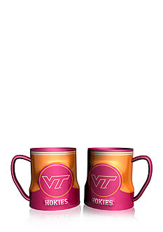 Boelter NCAA Virginia Tech Hokies 2-pack Gametime Coffee Mug Set