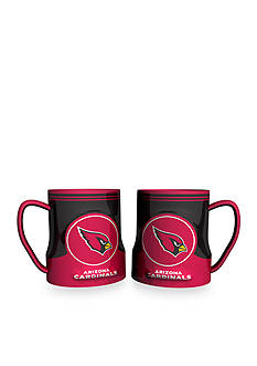 Boelter 18-oz. NFL Arizona Cardinals 2-pack Gametime Coffee Mug Set
