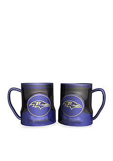 Boelter 18-oz. NFL Baltimore Ravens 2-pack Gametime Coffee Mug Set