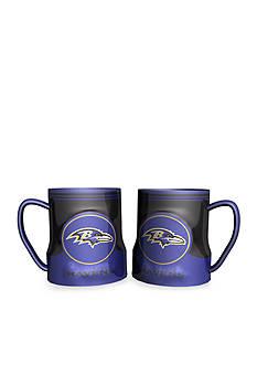 Boelter 18-oz. NFL Baltimore Ravens 2-pack Gametime Coffee Mug Set