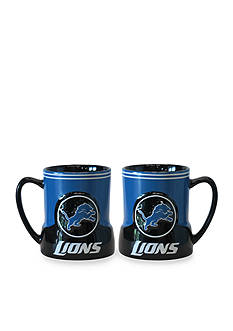 Boelter 18-oz. NFL Detroit Lions 2-pack Gametime Coffee Mug Set