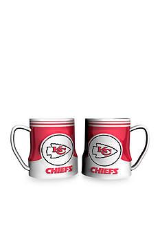 Boelter 18-oz. NFL Kansas City Chiefs 2-pack Gametime Coffee Mug Set