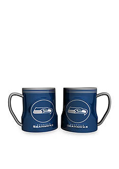 Boelter 18-oz. NFL Seattle Seahawks 2-pack Gametime Coffee Mug Set