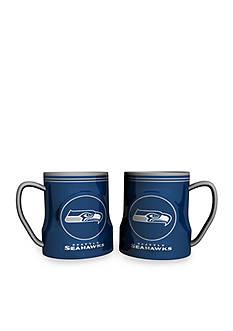 Boelter 18-oz. NFL Seattle Seahawks 2-pack Gametime Coffee Mug Set