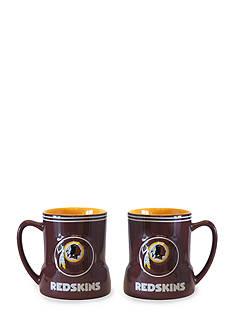 Boelter 18-oz. NFL Washington Redskins 2-pack Gametime Coffee Mug Set