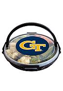 Georgia Tech Yellow Jackets Food Caddy