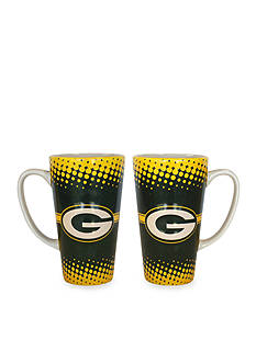 Boelter 16-oz. NFL Green Bay Packers 2-pack Latte Coffee Mug Set