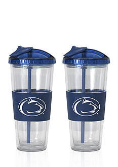 Boelter 22-oz. NCAA Penn State Nittany Lions 2-pack No Spill Straw Tumbler