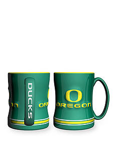 Boelter 14-oz. NCAA Oregon Ducks 2-pack Relief Sculpted Coffee Mug Set