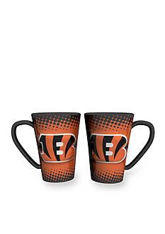 Boelter 16-oz. NFL Cincinnati Bengals 2-pack Latte Coffee Mug Set