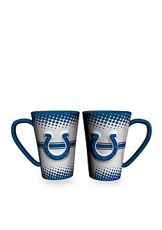 Boelter 16-oz. NFL Indianapolis Colts 2-pack Latte Coffee Mug Set