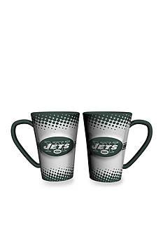 Boelter 16-oz. NFL New York Jets 2-pack Latte Coffee Mug Set