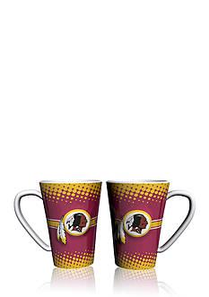 Boelter 16-oz. NFL Washington Redskins 2-pack Latte Coffee Mug Set