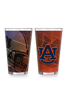 Boelter 16-oz. NCAA Auburn Tigers 2-pack Shadow Sublimated Pint Glass Set