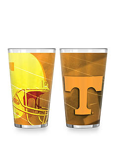 Boelter 16-oz. NCAA Tennessee Volunteers 2-pack Shadow Sublimated Pint Glass Set