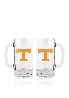 Boelter 16-oz. NCAA Tennessee Volunteers 2-pack Glass Tankard Set