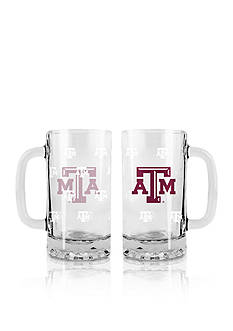 Boelter 16-oz. NCAA Texas A & M Aggies 2-pack Glass Tankard Set