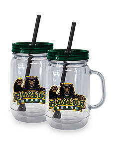 Boelter 20-oz. NCAA Baylor Bears 2-pack Straw Tumbler with Handle