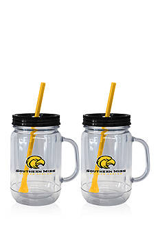 Boelter 20-oz. NCAA Southern Miss Golden Eagles 2-pack Straw Tumbler with Handle