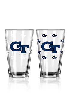 Boelter 16-oz. NCAA Georgia Tech 2-pack Color Change Pint Glass Set